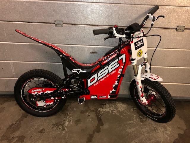 OSET 16,0 Racing Image